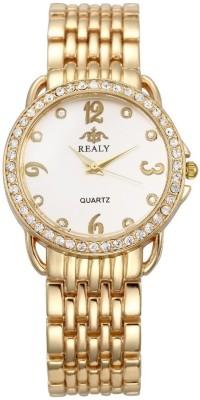 Realy W1201GO Analog Watch  - For Women