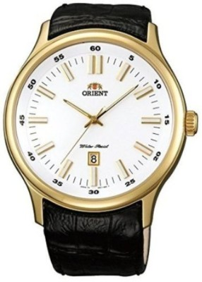 Orient SUNC7003W0 Traditional Style Analog Watch  - For Men