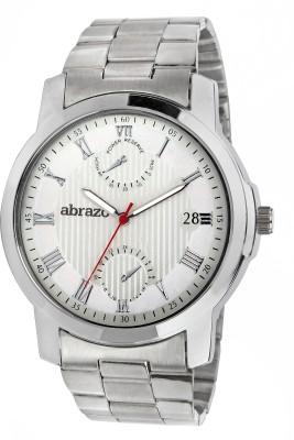 abrazo MN-0051-WH Analog Watch  - For Boys, Men