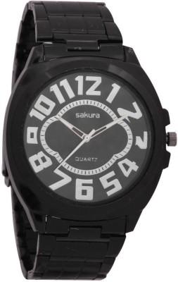 Sakura Quartz 2218 Fancy Range Analog Watch  - For Men