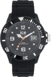 Icewatches SI.BK.U.S.09 Charcoal Analog ...