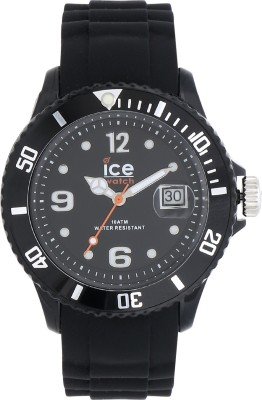 Icewatches SI.BK.U.S.09 Charcoal Analog Watch  - For Men