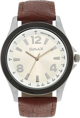 Omax TS515 Basic Analog Watch - For Men