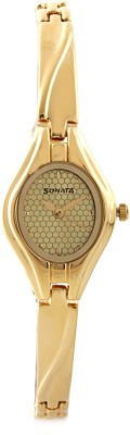Sonata NG8951YM02 Analog Watch - For Women