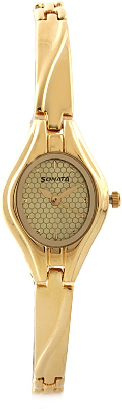 Sonata NG8951YM02 Analog Watch For Women