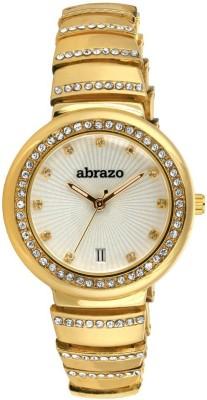 abrazo WT-LD-VRD-GD Analog Watch  - For Girls, Women