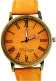 Eleganzza Denim Analog Watch  - For Coup...