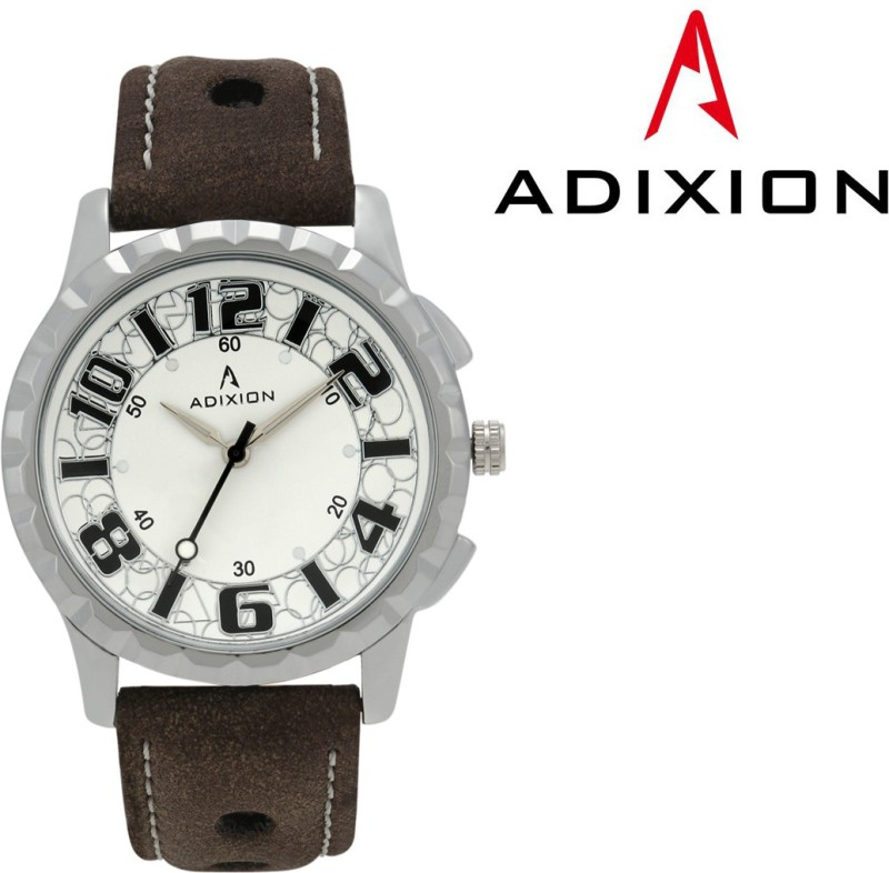 Adixion 9306SLB3 Analog Watch For Men