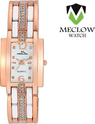 Meclow ML-LSQ-265 Analog Watch  - For Women, Girls