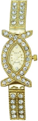 Ely ELY124 No Analog Watch  - For Girls