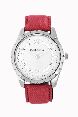 Invaders 67044-Red Jeans 1 Analog Watch  - For Women