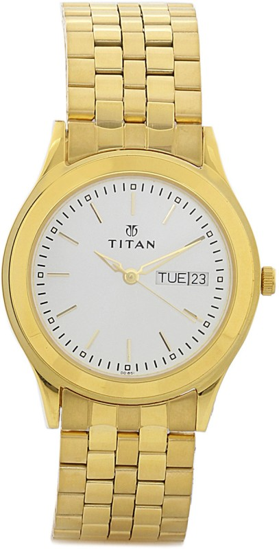 Titan NH1648YM04 Karishma Analog Watch For Men