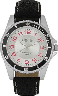 Exotica Fashions EFG-70-LS Basic Analog Watch  - For Men
