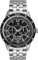 Swiss Grand NSG 0205Black Analog Watch For Men