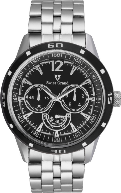 Swiss Grand Sg 0205black Grand Analog Watch For Men