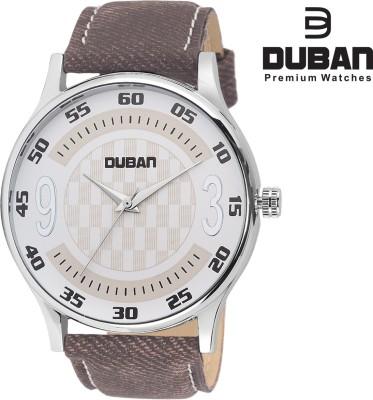 DUBAN WT37 Premium Analog Watch  - For Men