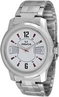 Marco MR-GR105-WHT-CH Heavy Analog Watch  - For Men