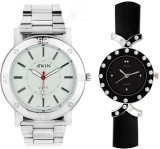 Atkin AT-520 Analog Watch  - For Couple