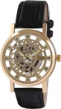 Yake Transparent Gold Analog Watch  - Fo...