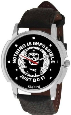 Skybird Just Do It Analog Watch  - For Men