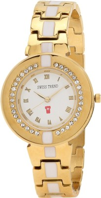 Swiss Trend Artshai1689 designer Analog Watch  - For Women