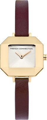 FCUK FC1153TGWJ Analog Watch  - For Women