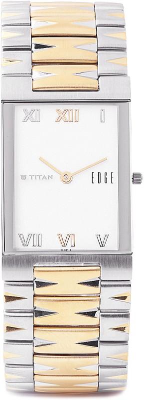 Titan NH1296BM01 Edge Analog Watch For Men