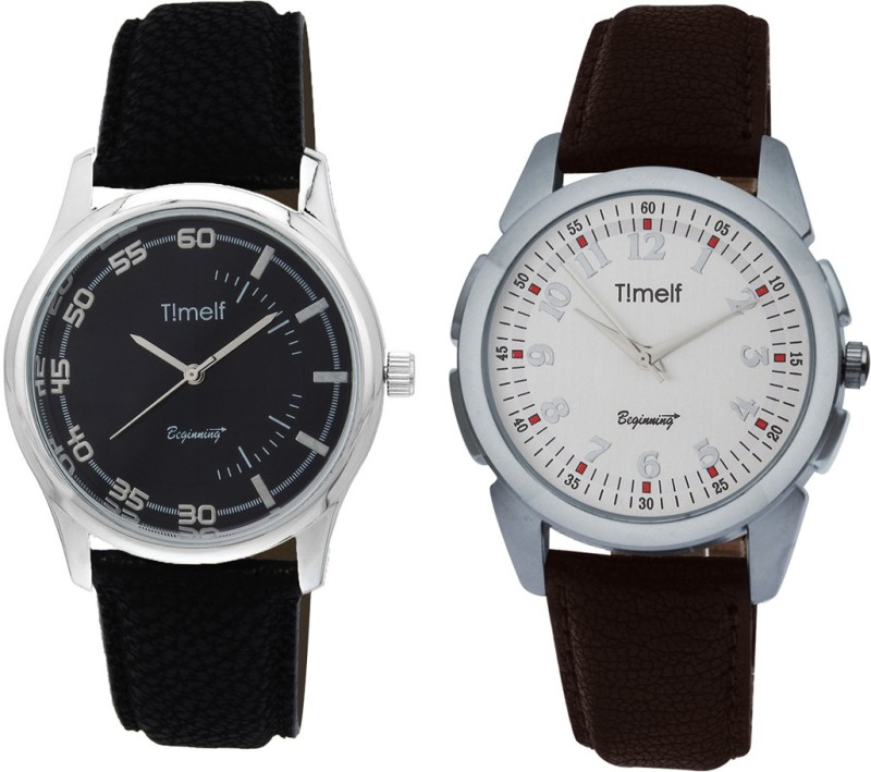 Timelf FML101HUNK202 Analog Watch For Men