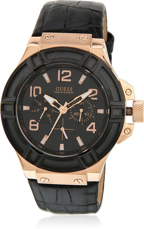 Guess W0040G5 Iconic Analog Watch For Men