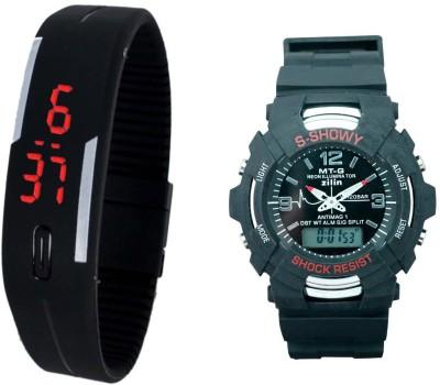 Thump T2440 Digital Watch  - For Men, Boys