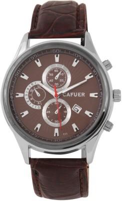 Cafuer W1086TBR Analog Watch  - For Men