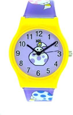 Kool Kidz DMK-003-YL 03 Analog Watch  - For Girls, Boys