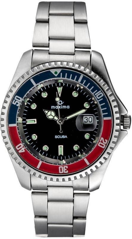 Maxima 00456CMGI Attivo Analog Watch For Men