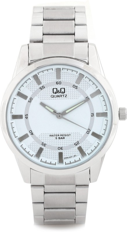 QQ Q890J201Y Analog Watch For Men