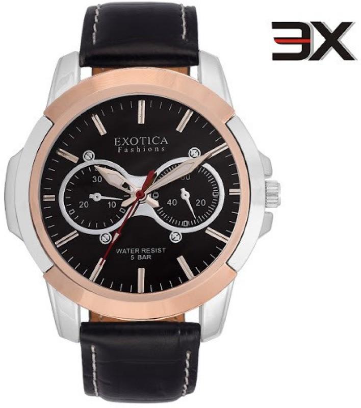 Exotica Fashions EFG 05 TT BL NS New Series Analog Watch For M