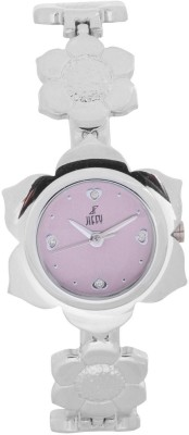 Jiffy International Inc JF-5111/3 Jiffy Watches Analog Watch  - For Women