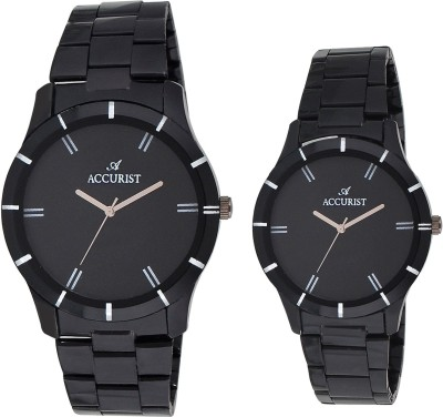 Accurist ACCW016 Analog Watch  - For Couple