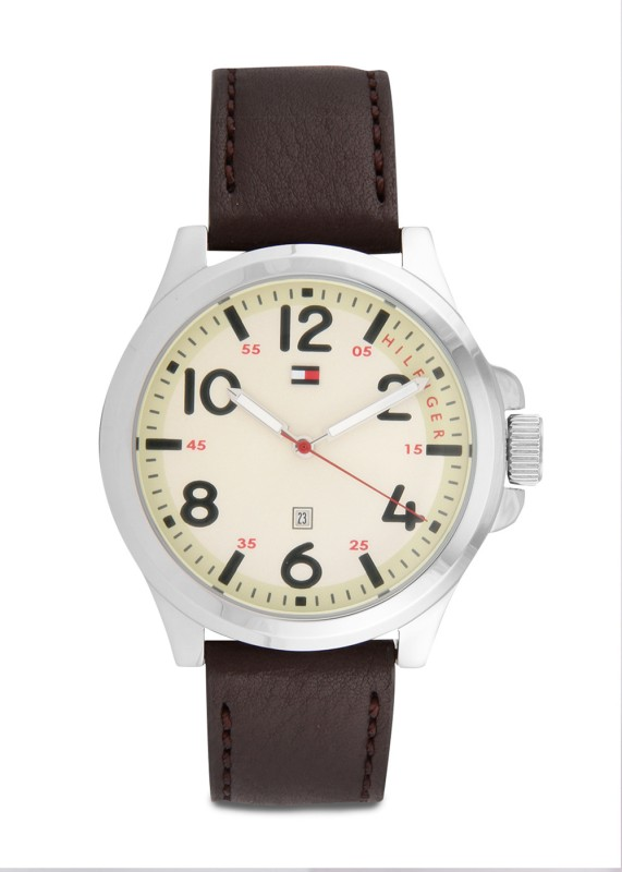 Tommy Hilfiger TH1790990J Essential Analog Watch For Men