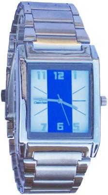V9 V9129SIL Analog Watch  - For Men