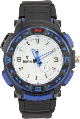 SIDVIN AT6042BLW Youth Series Analog Watch  - For Boys, Men