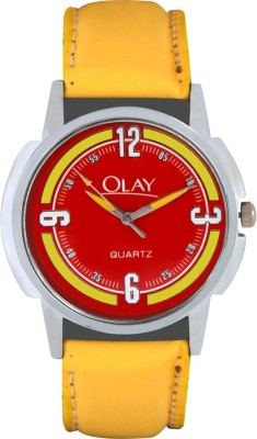 Olay Collection STYLISH_AW_001 Platina Analog Watch  - For Men