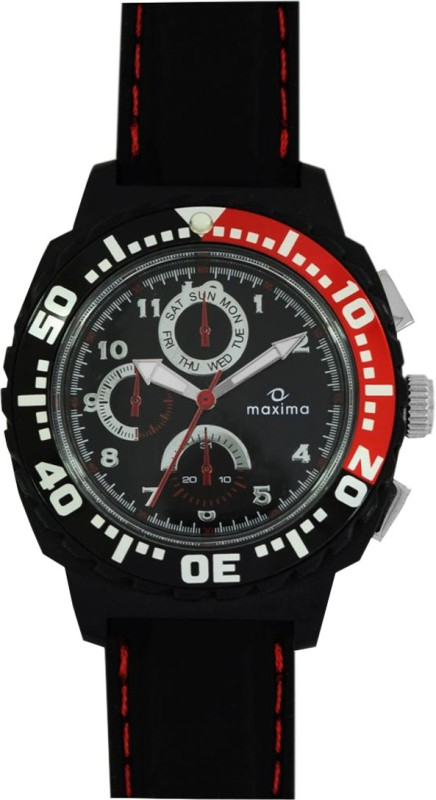 Maxima 30775PPGN Hybrid Analog Watch For Men