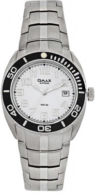 Omax LS196 Male Analog Watch - For Men