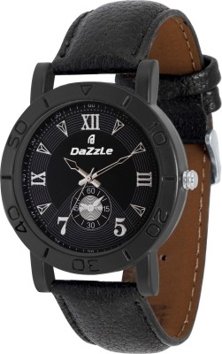 dazzle DL-GR002-BLK-BLK Analog Watch  - For Men