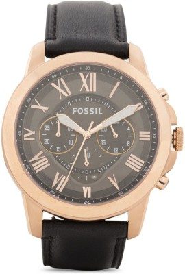 Fossil FS5085I Analog Watch - For Men