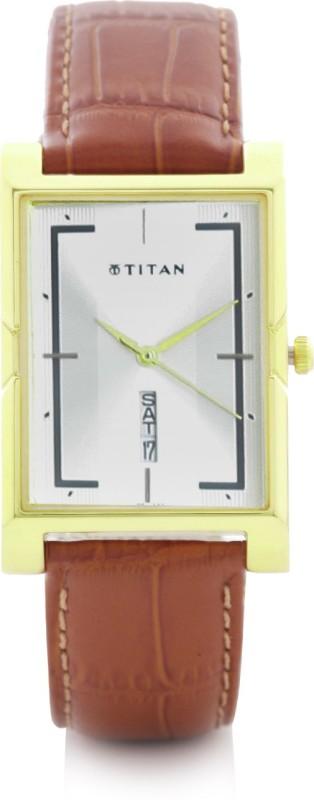 Titan 1641YL03 Analog Watch For Men