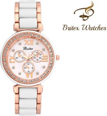 Britex BT4054 La Magnifique Analog Watch  - For Girls, Women