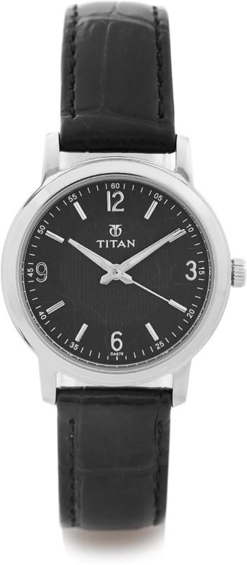 Titan NB9885TL01 Analog Watch For Women