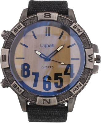 Uqbah Uq655 Analog Watch  - For Boys, Men