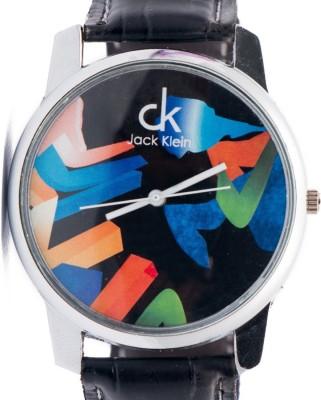 Jack Klein Graphic G5 Analog Watch  - For Men